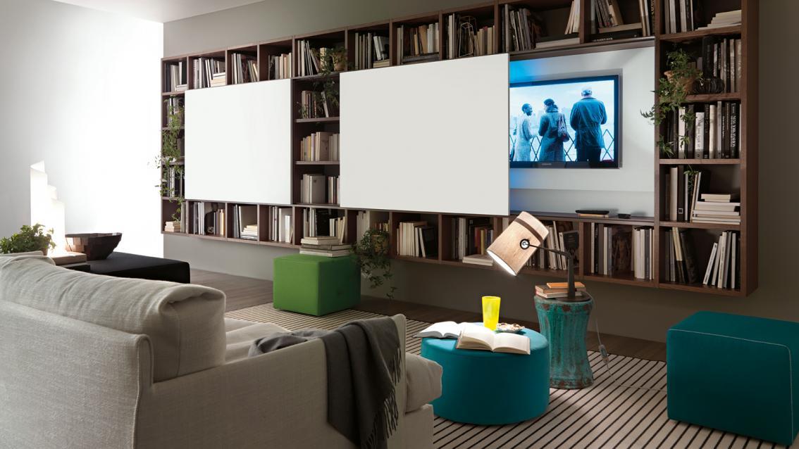 Selecta tv meubel feelathome - Mobili lema soggiorno ...