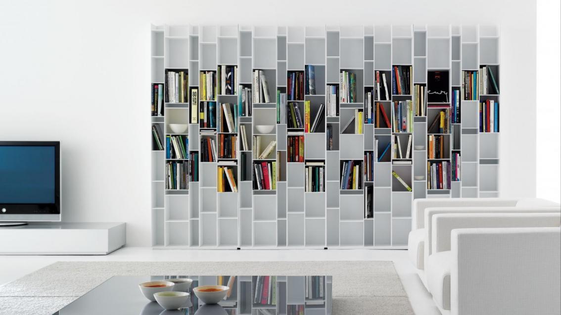 random boekenkast | feelathome