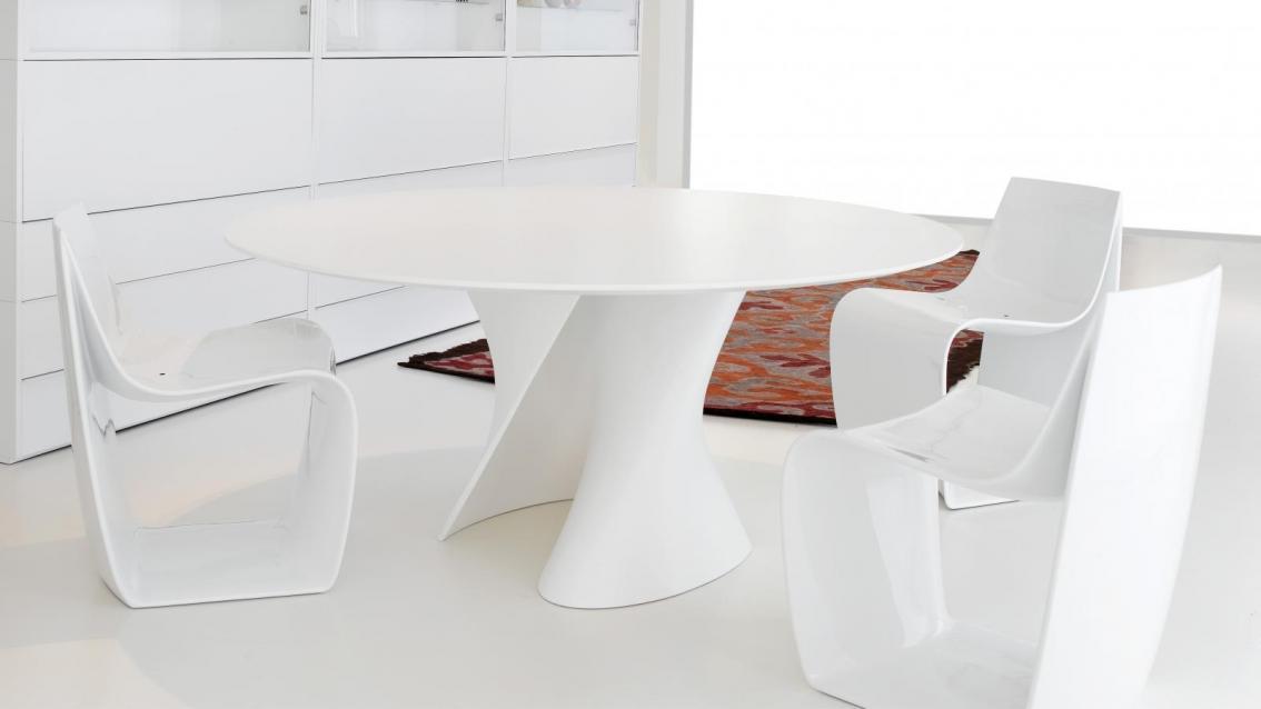 Witte Eettafel Design.Ovale Witte Eettafel Ovale Witte Eettafel With Ovale Witte Eettafel