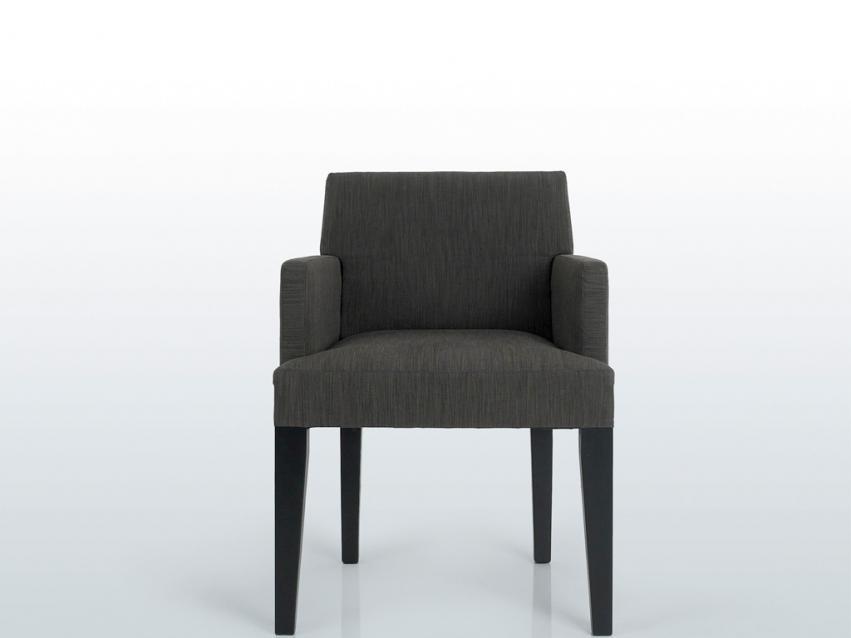 Seaton bis stoel met armleuning feelathome