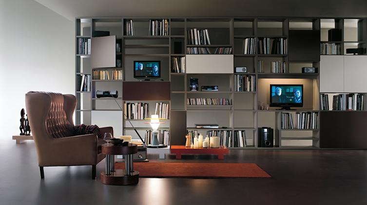 Wandkasten feelathome for Librerie design outlet