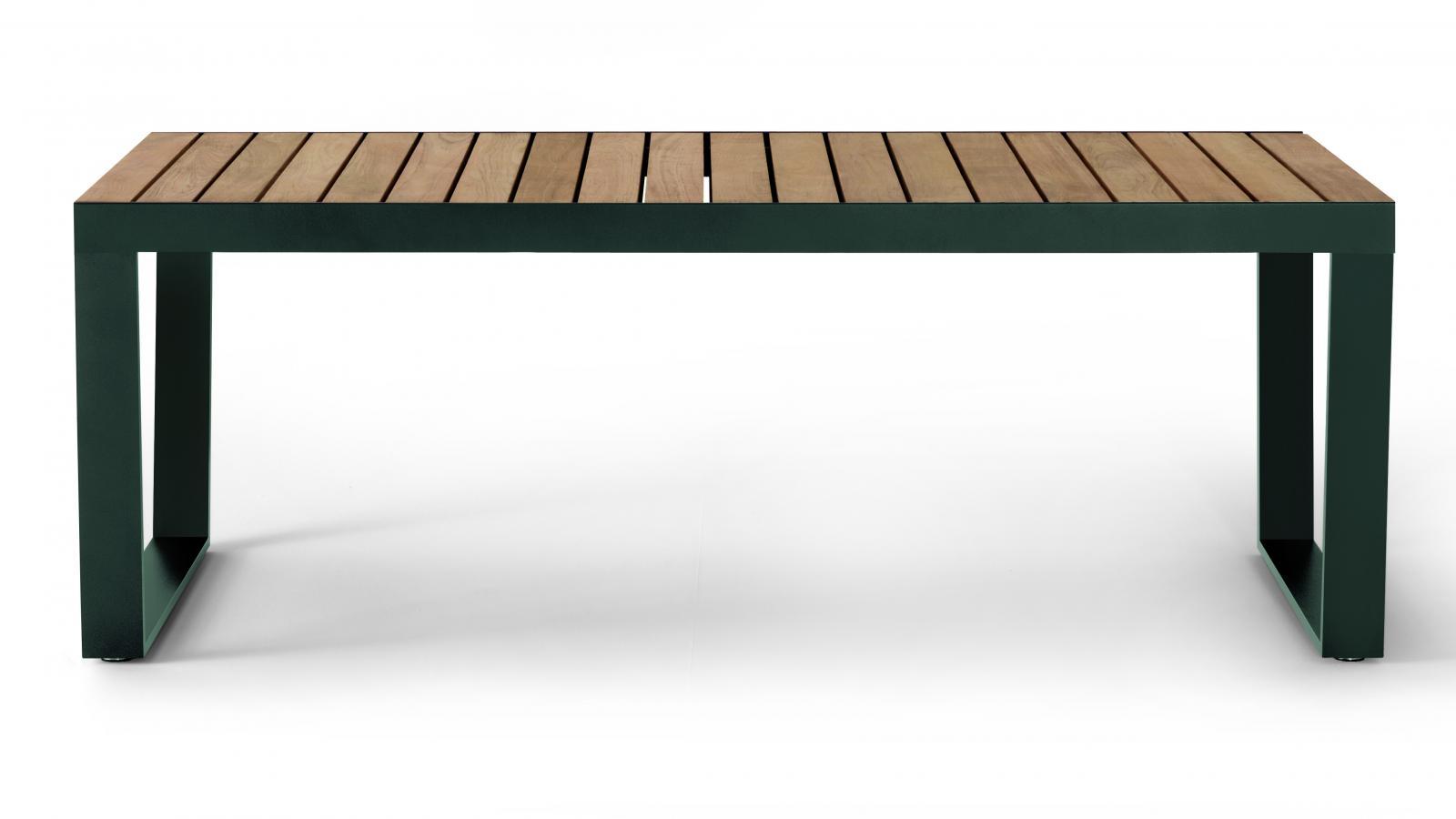 Feelathome stockverkoop roda spinnaker tafel for Uittrekbare tafel