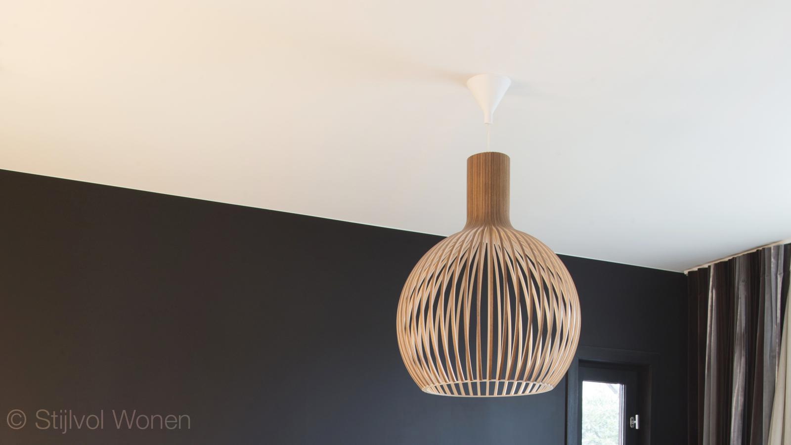 feelathome stockverkoop   Secto design Octo hanglamp
