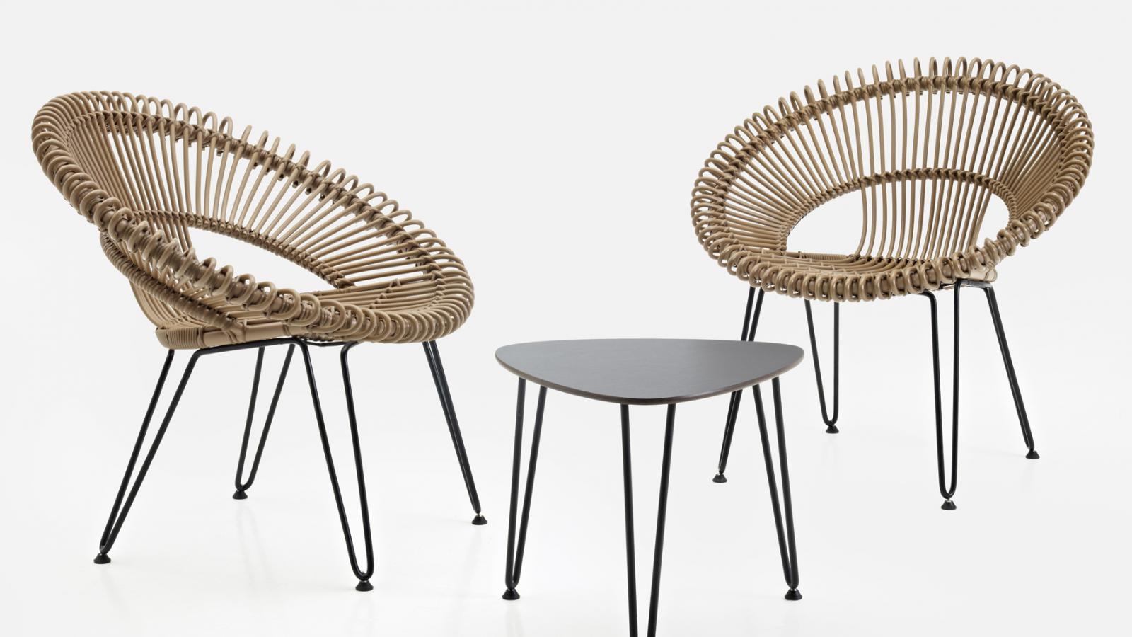 Feelathome Stockverkoop Vincent Sheppard Roy Lounge Chair