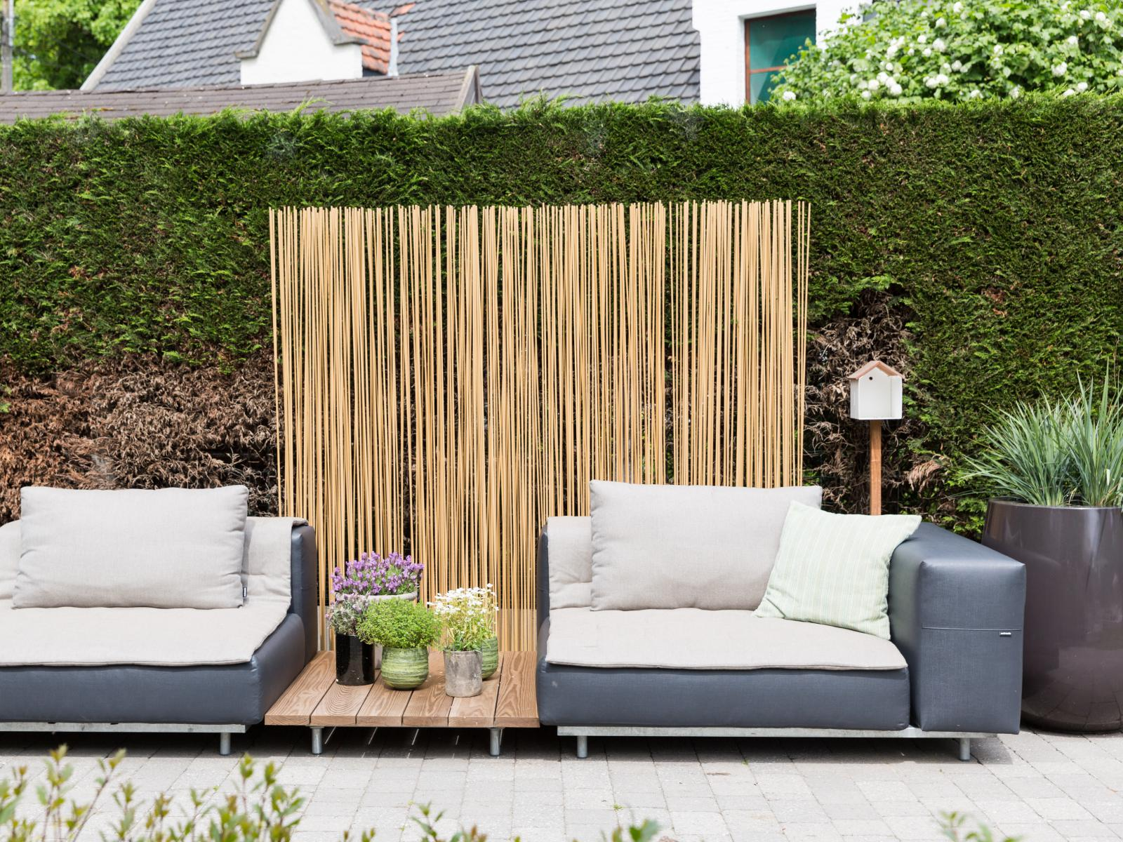 feelathome stockverkoop extremis sticks hout kleurig. Black Bedroom Furniture Sets. Home Design Ideas